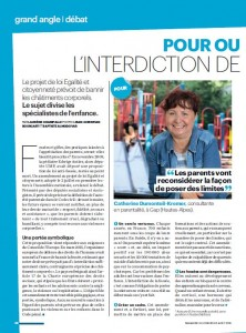 article le parisien p1